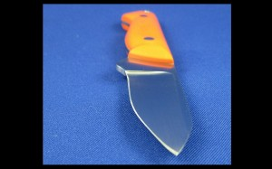 Orange G10 Hunter/Utility